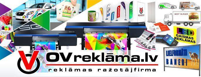 OV Reklāma SIA Reklāmas aģentūra